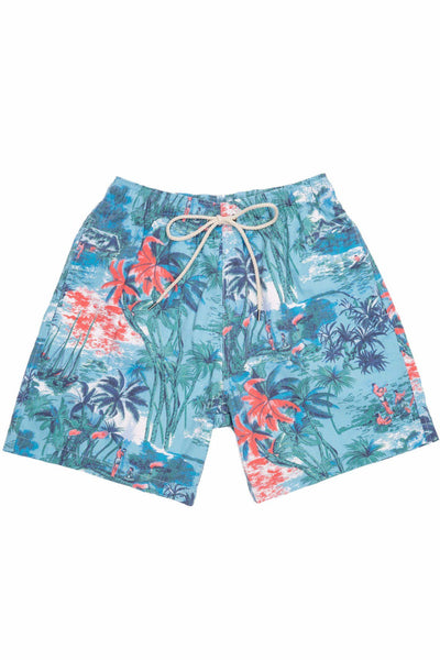 Beacon Trunk - Pao Pao Bay Print