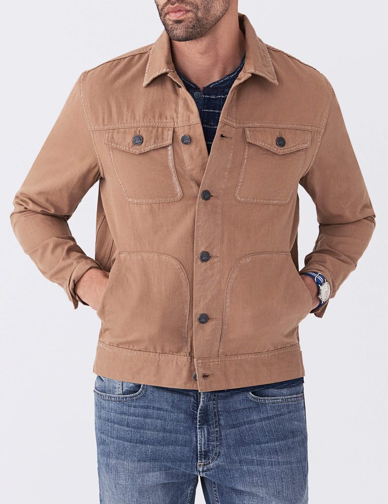 Route 80 Jacket - Weir Brown
