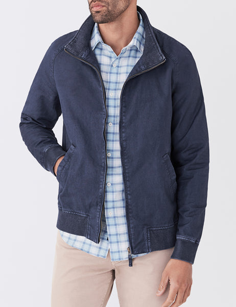 Newport Jacket - Navy