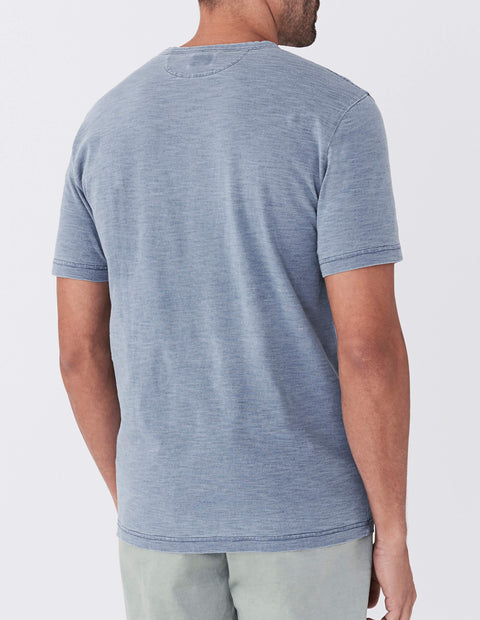 fec6d8839577 Surf Stripe Pocket Tee - New Vintage Stripe – Faherty Brand