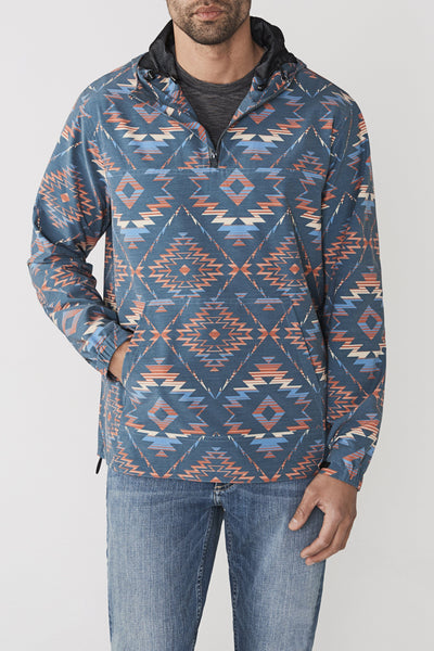 Zuma Haze Poncho - Chankillo Horizon