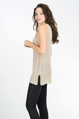 Ava Tunic - Walnut