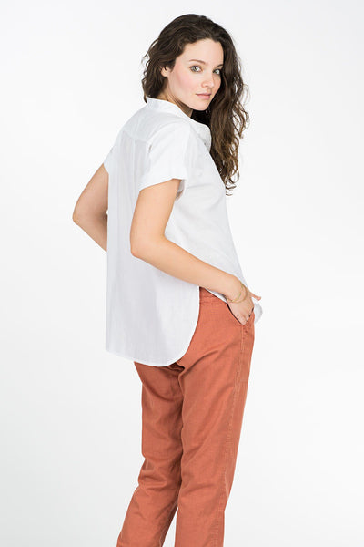 Orchard Top - White