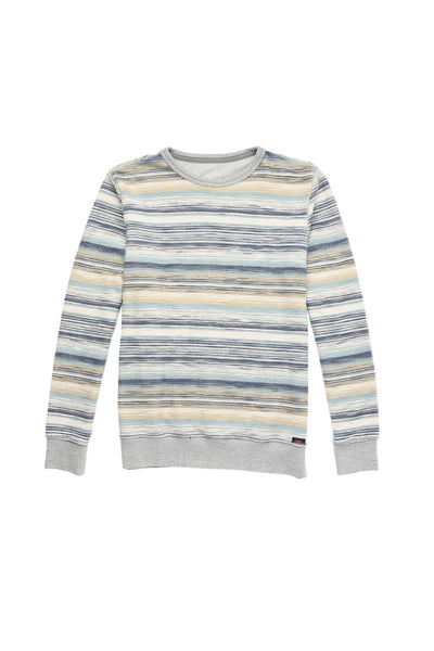 Reversible Terry Crewneck - Shorebreak