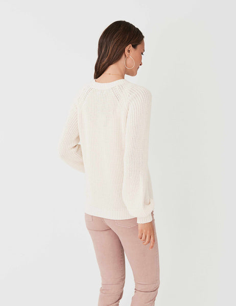 Annalise Sweater - Cream