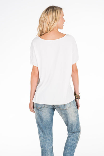 Boardwalk Tee - White