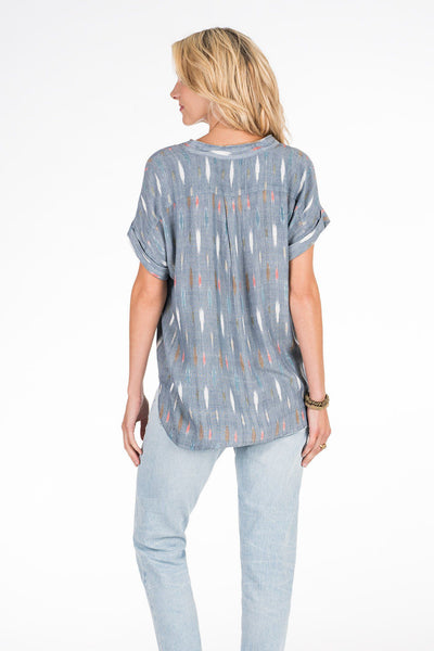 Orchard Top - Ikat