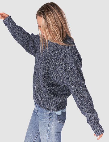 Freshwater Sweater - Indigo Shore