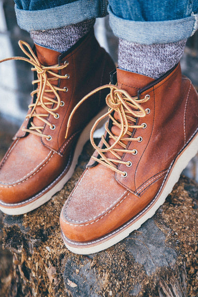 Women's Red Wing 6-Inch Moc Boot - Oro