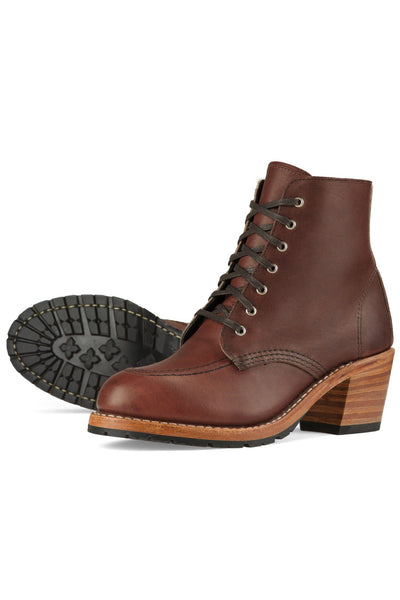 Women's Red Wing Clara Boot - Amber