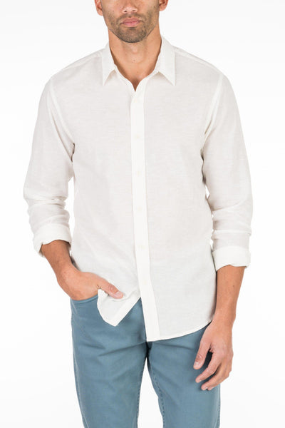 Breezecloth Shirt - White