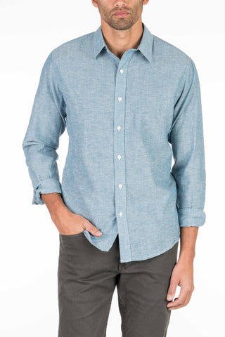 Breezecloth Shirt - Blue
