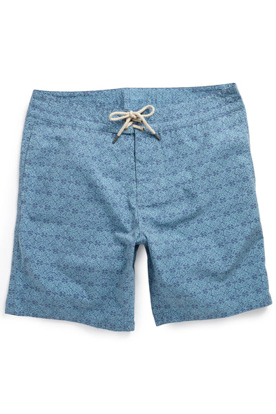 Classic Boardshort (7 Inch Inseam) - Ocean Breeze Navy