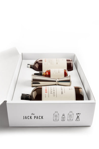 Jack Rudy Jack Pack Cocktail Set