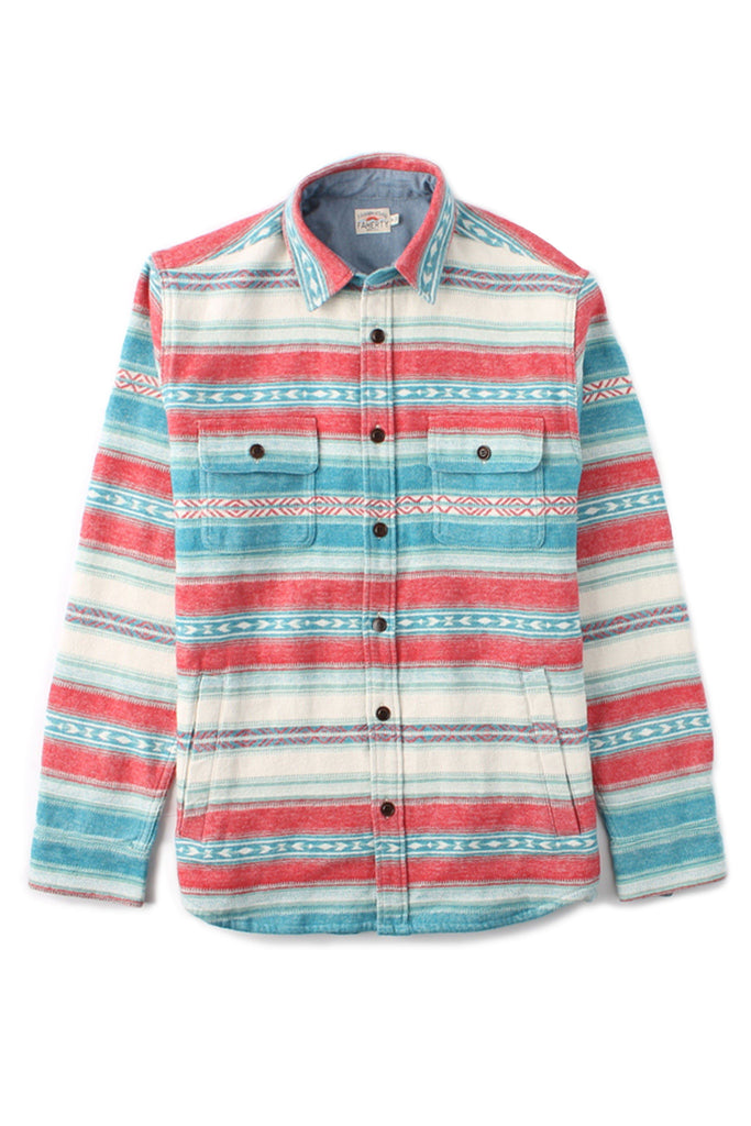 Durango Workshirt - Sunrise Saltillo