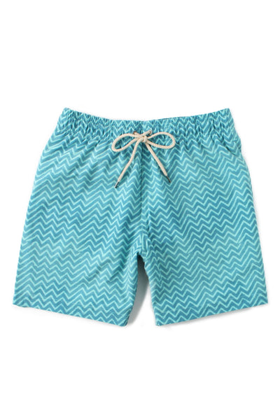 Beacon Trunk - Turquoise Riptide