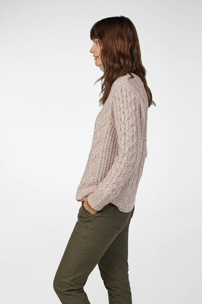 Blair Crew Sweater - Goldenrod