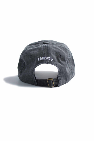 Nantucket Wash Ball Cap - Black