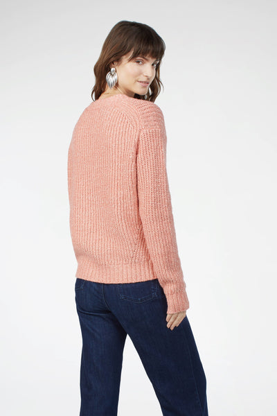Morissey Sweater - Dusty Rose