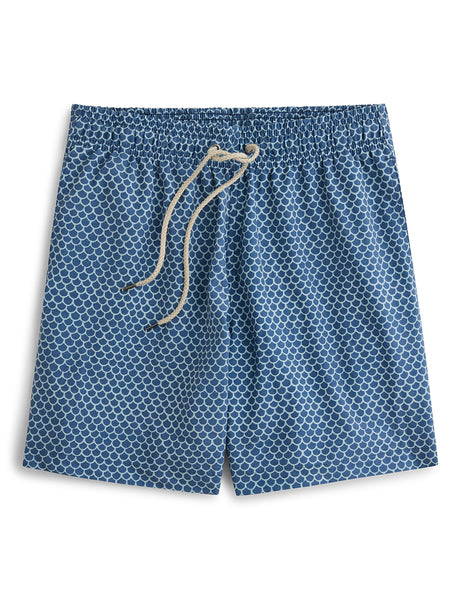 Beacon Trunk - Fishscale Batik