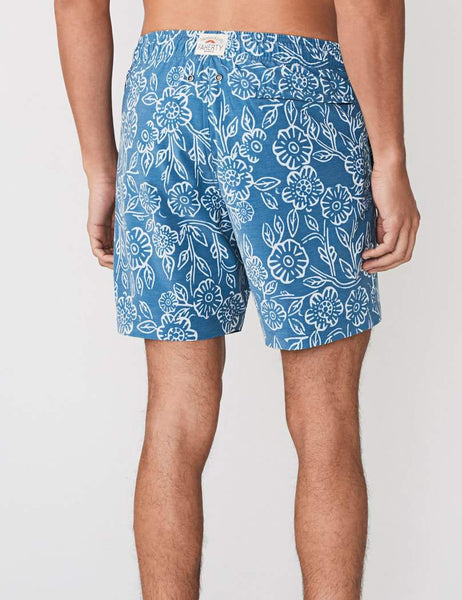 Beacon Trunk - Indigo Poppy