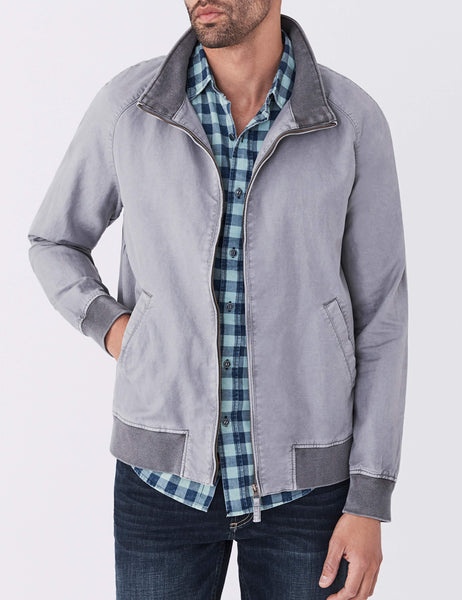 Newport Jacket - Ice Grey