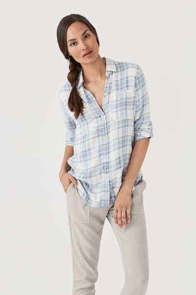 Newport Shirt - Seaside Plaid