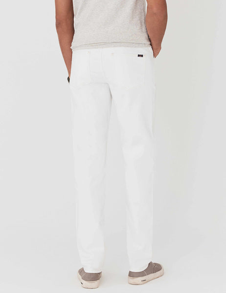 Ocean Wash Denim - White