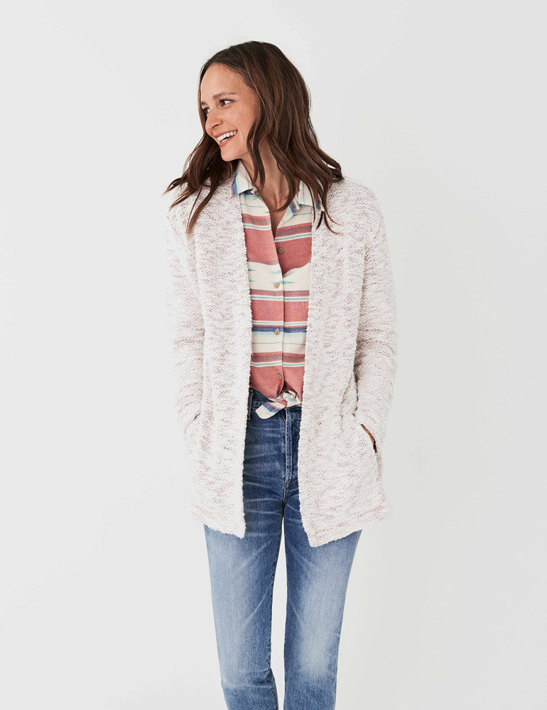 a9a11f15c5 Briarcliff Cardigan - White Flame – Faherty Brand