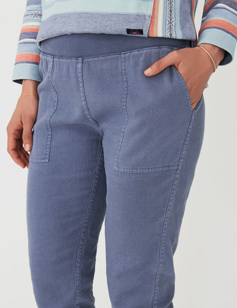 Arlie Day Pant - Blue