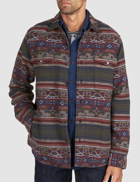 Durango CPO Workshirt - Redwood Bluff