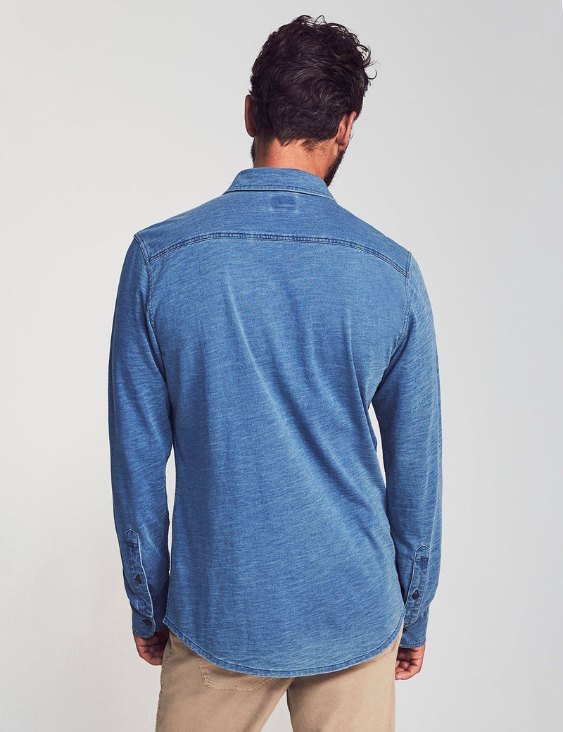 Medium Indigo Wash