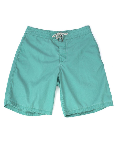 Classic Boardshort (9 Inch Inseam) - Sea Green