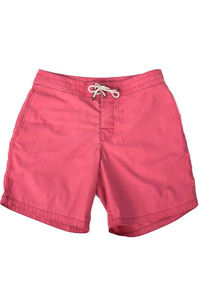 Classic Boardshort (9 Inch Inseam) - Red