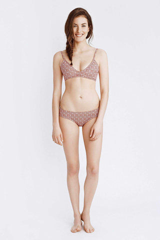 Brief Bottom - Asilah Pink