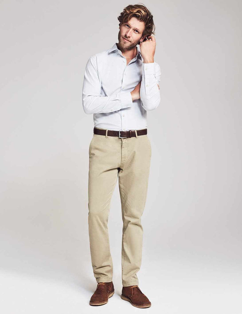 Reserve Sueded Trouser - Khaki