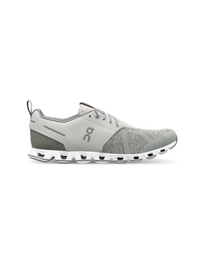 On Running Cloud Terry Sneaker - Silver