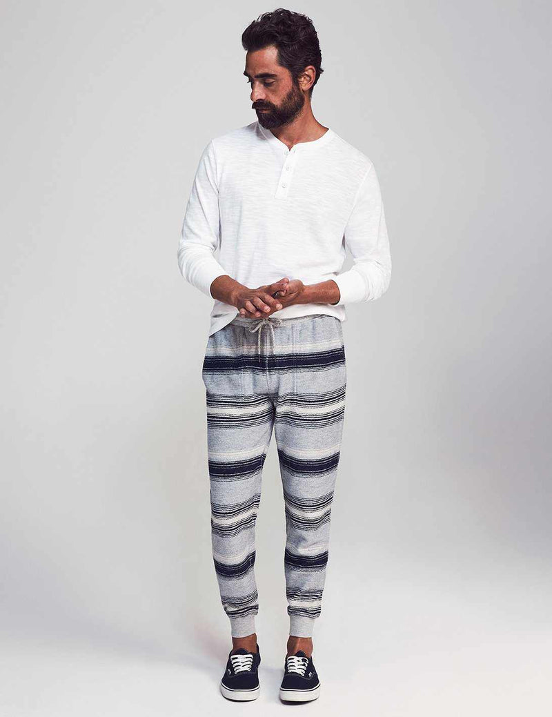 Reversible Sweatpant - North Sea Ombre