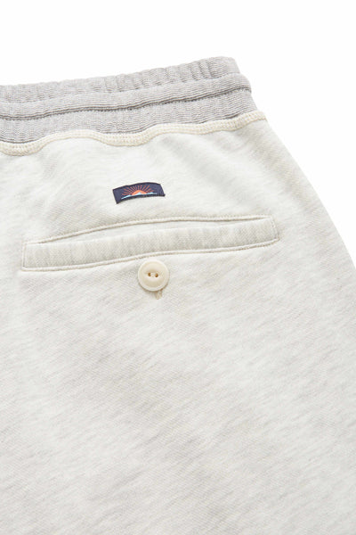 French Terry Sweatpant - Athletic Grey