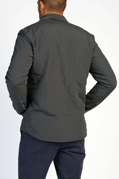 Reversible Morning Tour Jacket - Grey/Charcoal