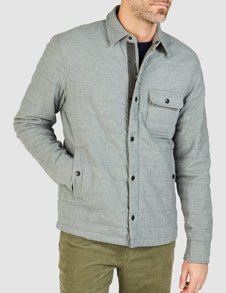 Teton Valley Jacket - Grey