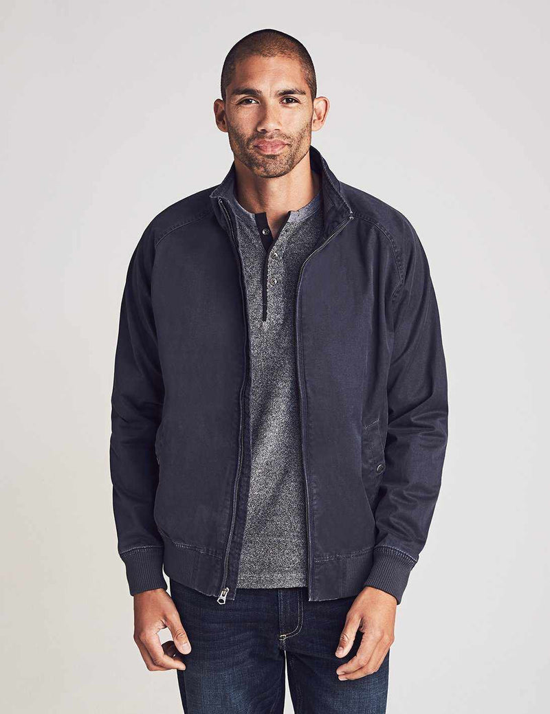 Tanker Jacket - Washed Midnight