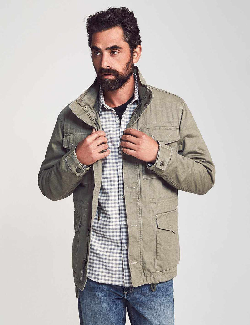 M65 Jacket - Surplus Green