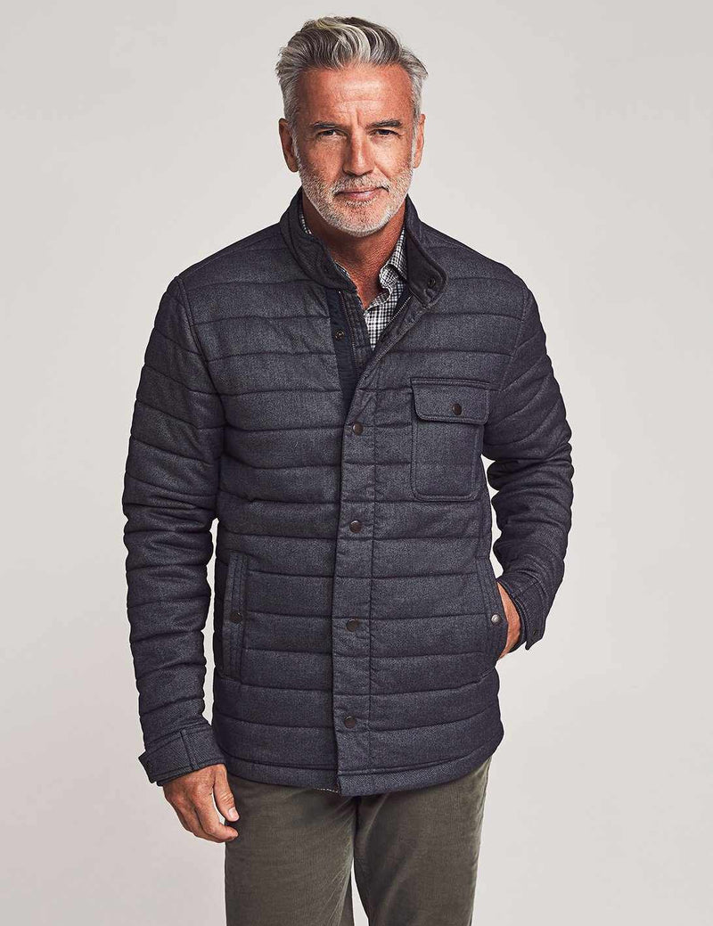 Teton Valley Jacket - Slate