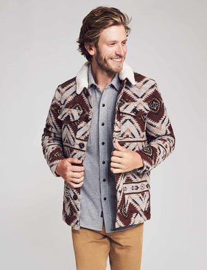 Hill Country Jacket - Hill Country Brown
