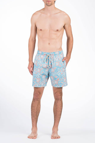 Beacon Trunk - Crescent Blue