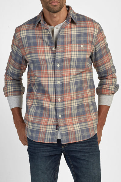 Brushed Alpine Flannel - Autumn Plaid