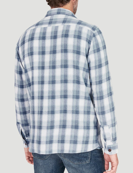 Mesa Shirt Jacket - Blanket Plaid