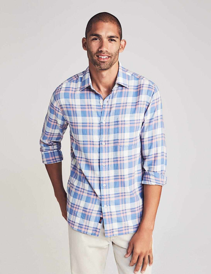 Everyday Shirt - Sunrise Plaid