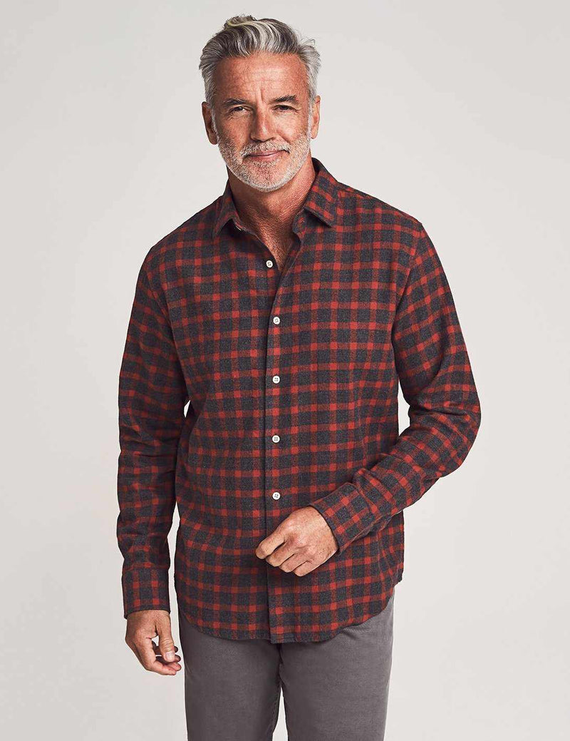 Reserve Flannel Shirt - Winter Check